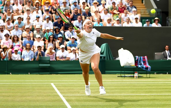 Wimbledon | Ostapenko is galvanised by code violation