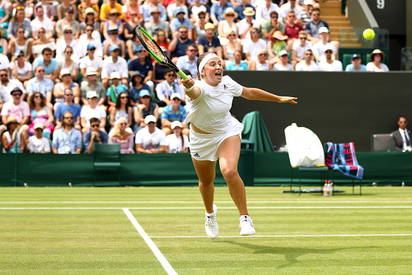Wimbledon | Ostapenko is galvanised by code violation