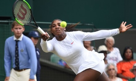 Wimbledon | Serena cruises through