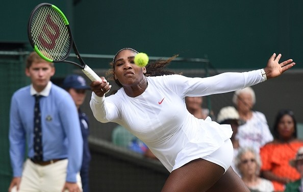 Wimbledon | Serena cruises through