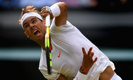 Wimbledon | Nadal sweeps into quarters