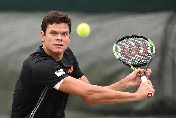 Wimbledon   Raonic v Isner