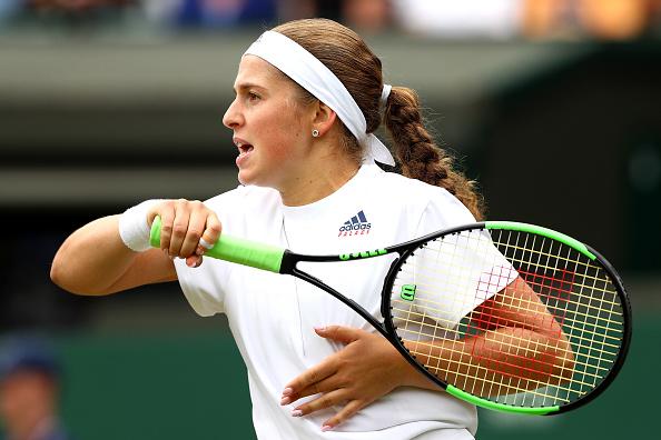 Wimbledon | Ostapenko ousts Cibulkova