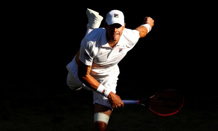 Wimbledon | Isner wins battle of big-servers