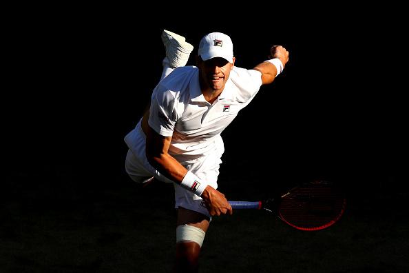 Wimbledon | Isner wins battle of big-servers