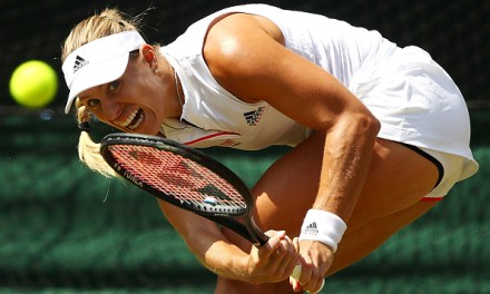 Wimbledon | Kerber successfully fends off Ostapenko