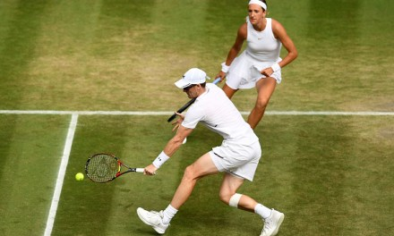 Wimbledon | Murray and Azarenka in mixed final