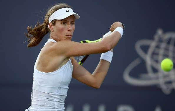 San Jose | Konta smashes Williams