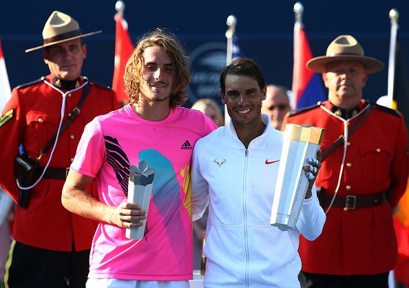 Toronto | Nadal downs the Greek Giant-killer