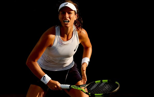 Cincinnati | Konta falls in lengthy battle