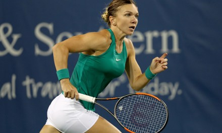 Cincinnati | Halep secures her third round place