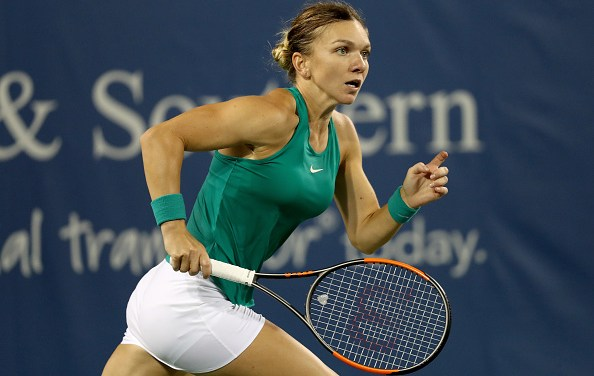 Cincinnati | Halep secures her third round place