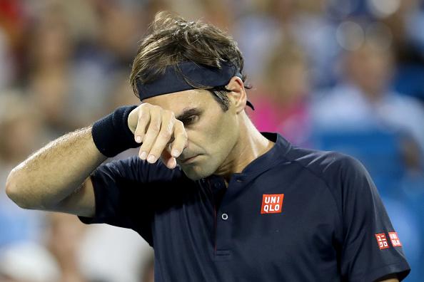 Cincinnati   Federer finishes marathon day