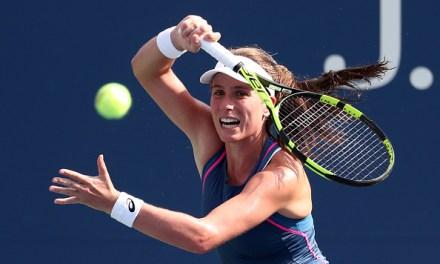 US Open   Konta unfazed by early US Open loss