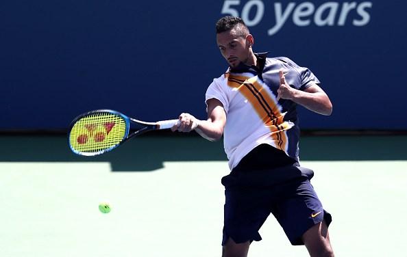 US Open | Kyrgios precipitates furore