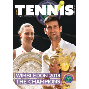 Tennis Magazine - Issue 8 Vol 2