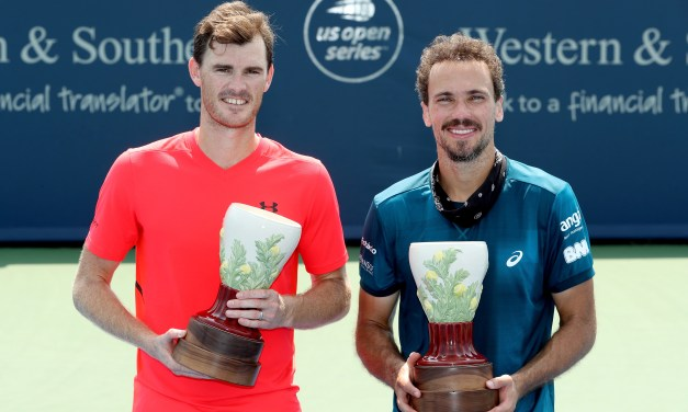 Cincinnati | Jamie Murray and Bruno Soares win doubles final
