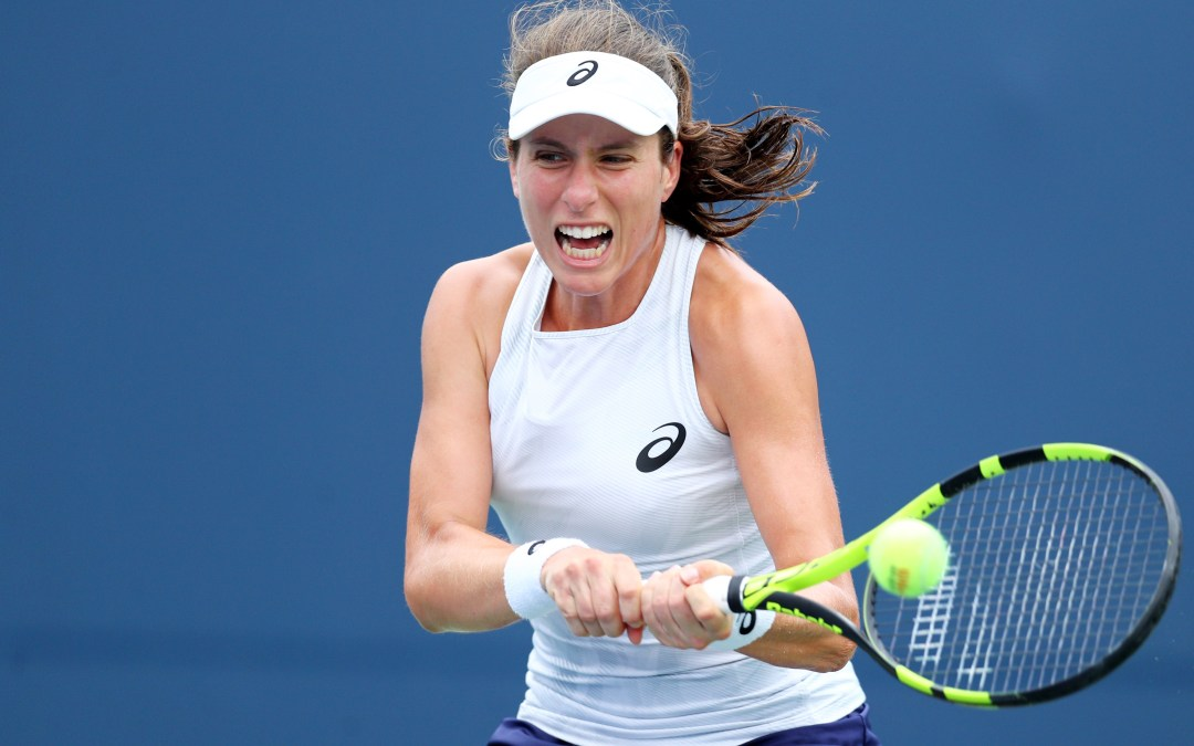 Connecticut Open | Johanna Konta wins first round against Laura Siegemund