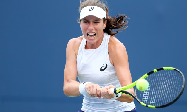 Connecticut Open | Johanna Konta wins first round against Laura Siegemund