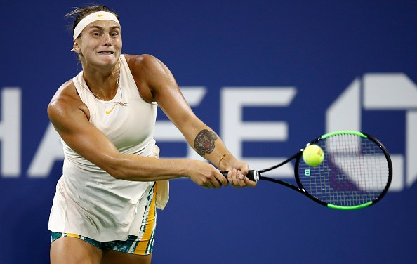 US Open | Sabalenka sees off Kvitova as Sharapova shines under lights, again