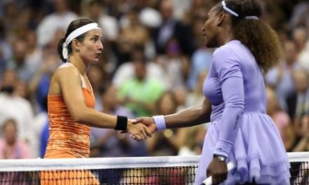 US Open   Serena sweeps past Sevastova