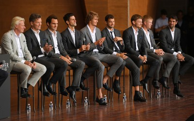 Laver Cup   Team Europe take on Team World in Chicago