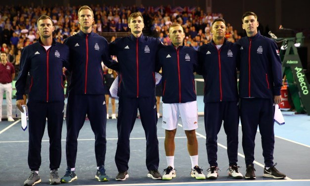Glasgow | Davis Cup World Group Play Off