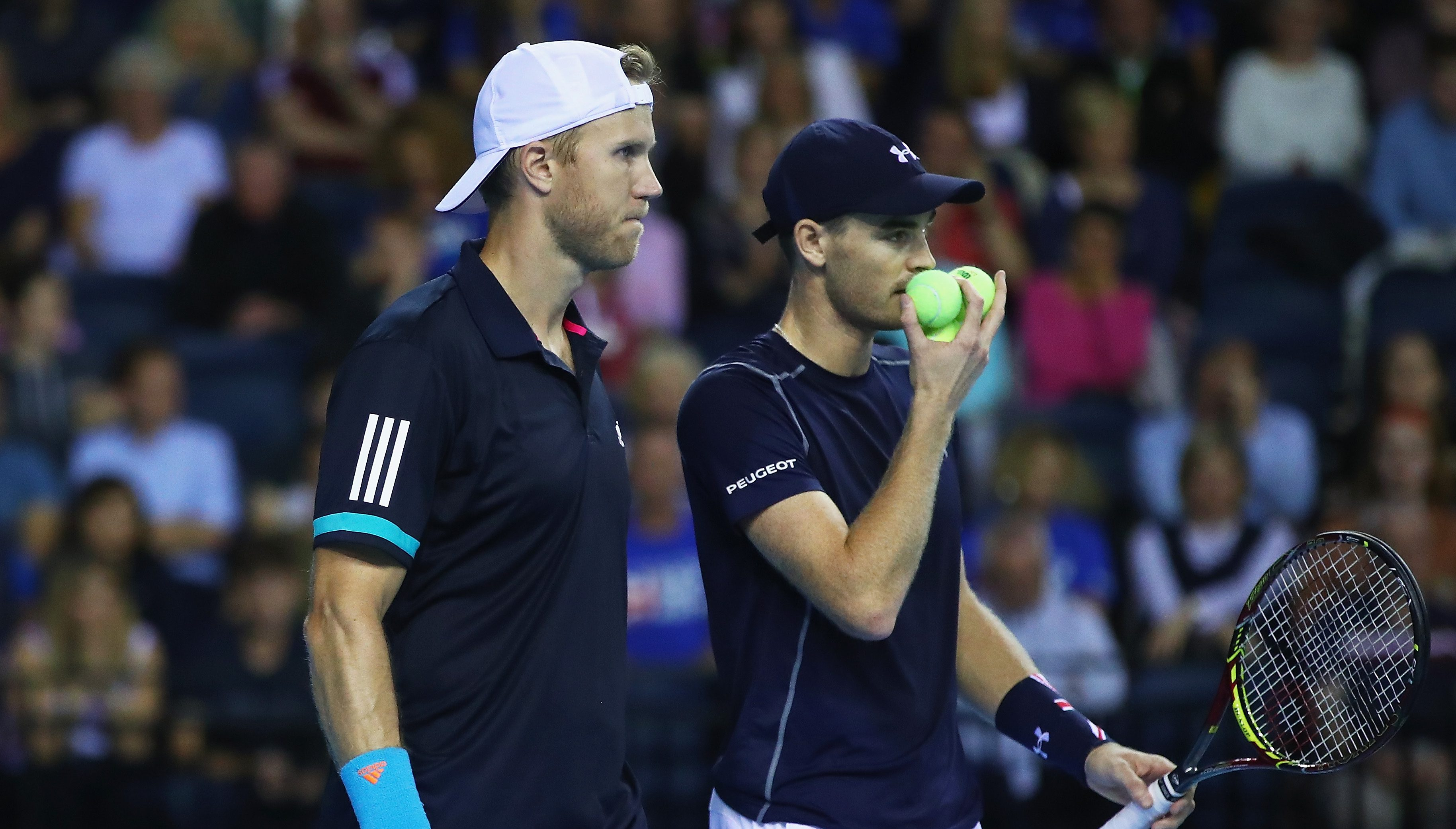 Glasgow   Murray and Inglot put GB ahead in Davis Cup