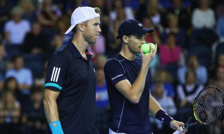 Glasgow | Murray and Inglot put GB ahead in Davis Cup