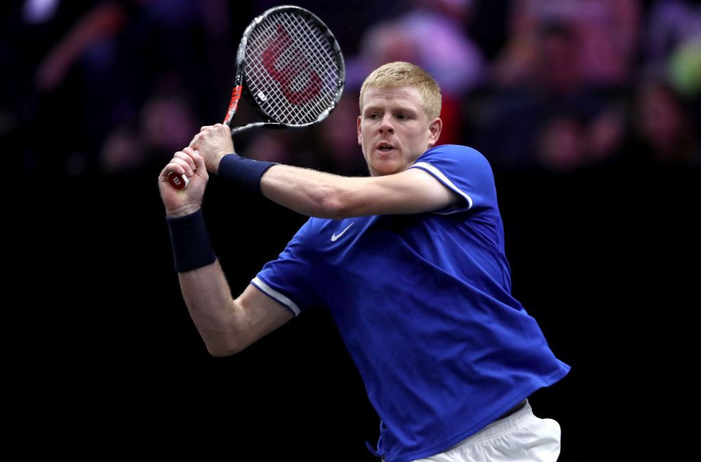 Laver Cup | Edmund eases Team Europe to 3-1 lead