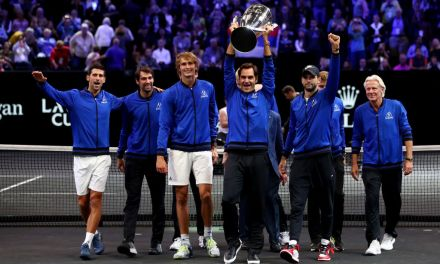 Laver Cup   Europe retain trophy after thrilling battles in Chicago