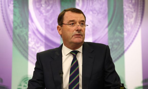 AELTC | Wimbledon Chairman considers Commissioner and on-court coaching