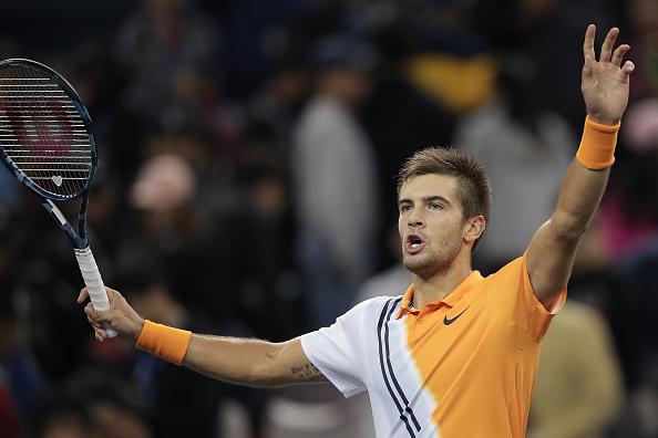 Shanghai | Federer falls to Coric