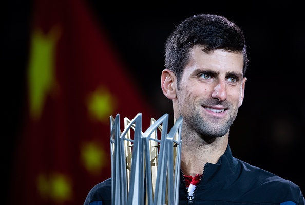 Shanghai | Djokovic reigns supreme