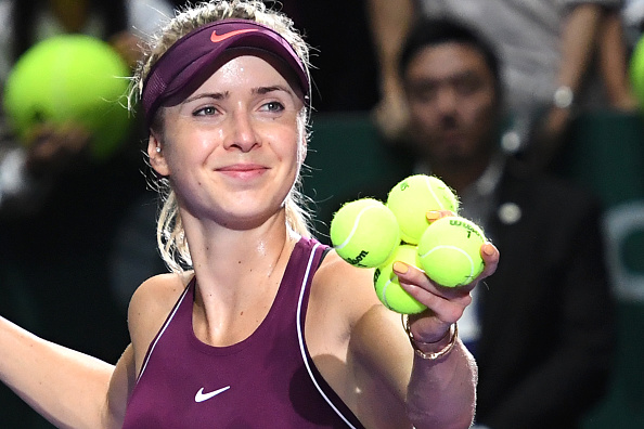 Singapore | Svitolina beats Pliskova to lead White Group