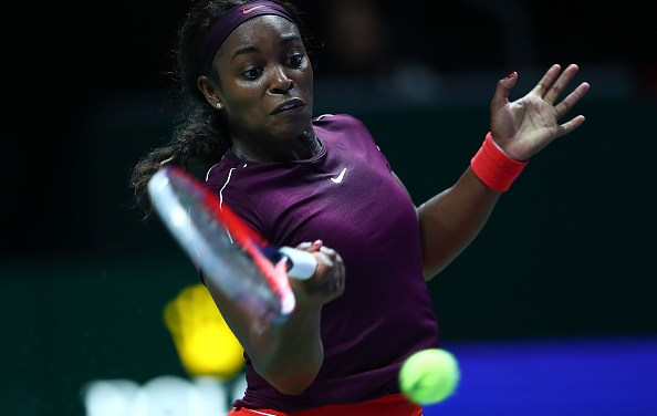 Singapore | Stephens sees off Bertens