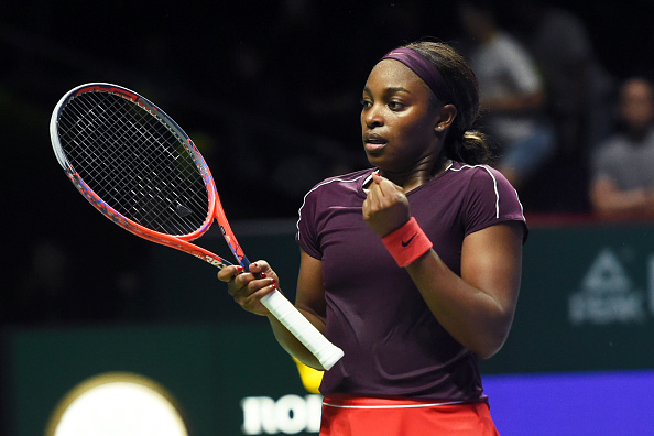 Singapore   Stephens battles back to beat Pliskova