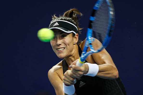 Zhuhai | Muguruza fights for win over Zhang