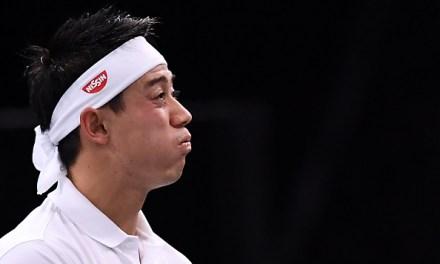 London   Delpo withdraws and Nishikori replaces him