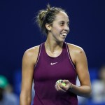 Zhuhai | Keys makes semis despite loss