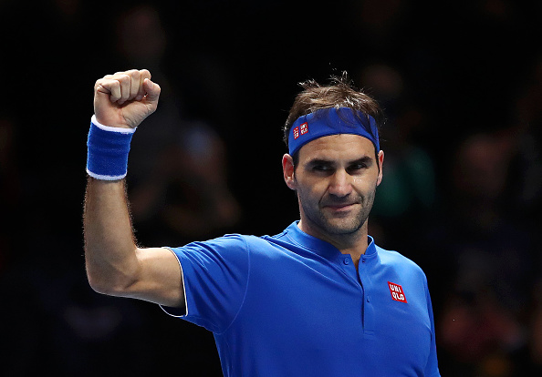 London | Federer secures last four slot