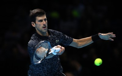 London | Djokovic very much in control