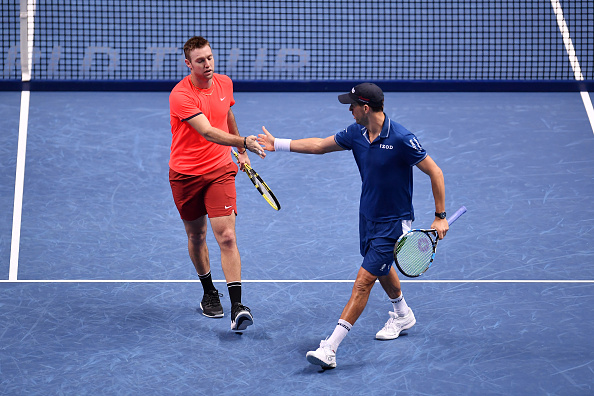 London | Sock & Bryan upset Murray & Soares