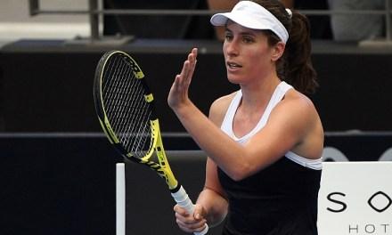 Brisbane | Konta upsets former US Open champion