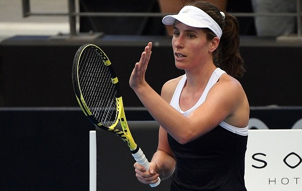 Brisbane | Konta upsets former US Open champion