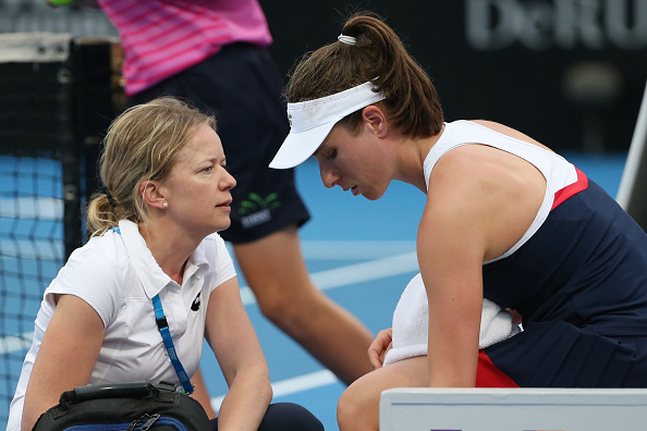 Sydney | Konta withdraws injured only to be reinstated