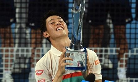 Brisbane | Nishikori gains first title in three years.