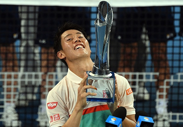 Brisbane | Nishikori gains first title in three years.
