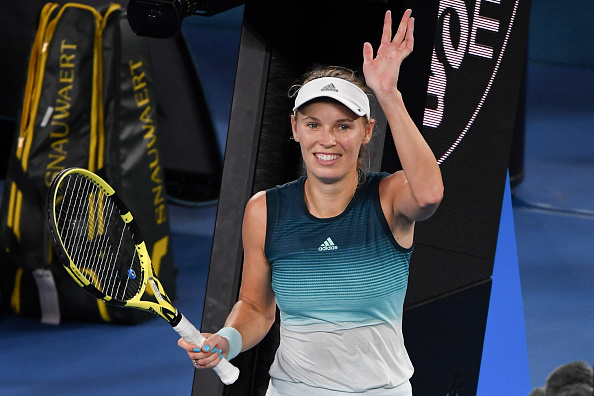 Melbourne | Wozniacki and Kerber make strong starts as heat takes its toll