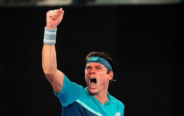 Melbourne | Raonic and Nishikori survive through to round three